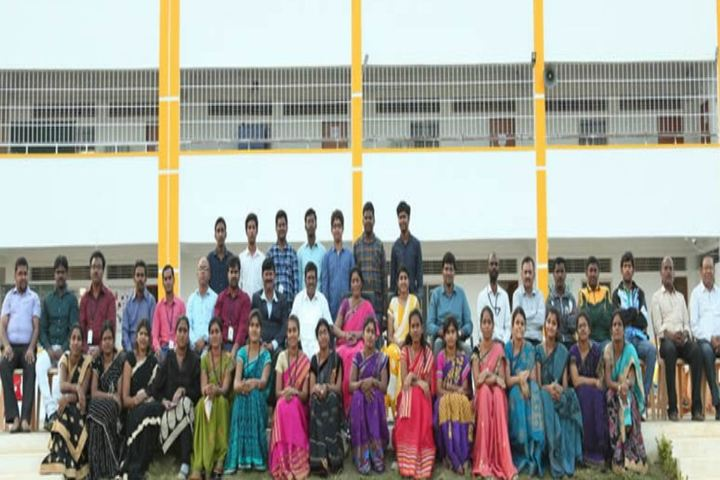 Bheeram Sreedhar Reddy International School-Staff