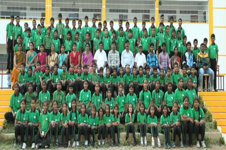 Bheeram Sreedhar Reddy International School-Students