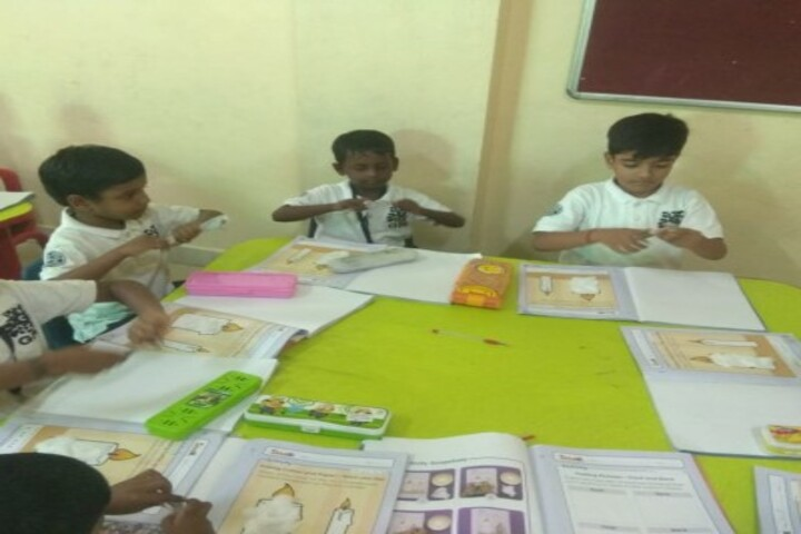 Global Public School-Artroom