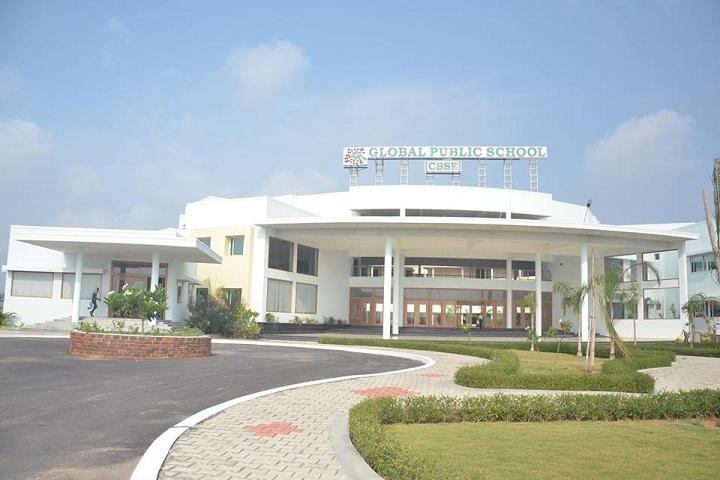 Global Public School-Campus