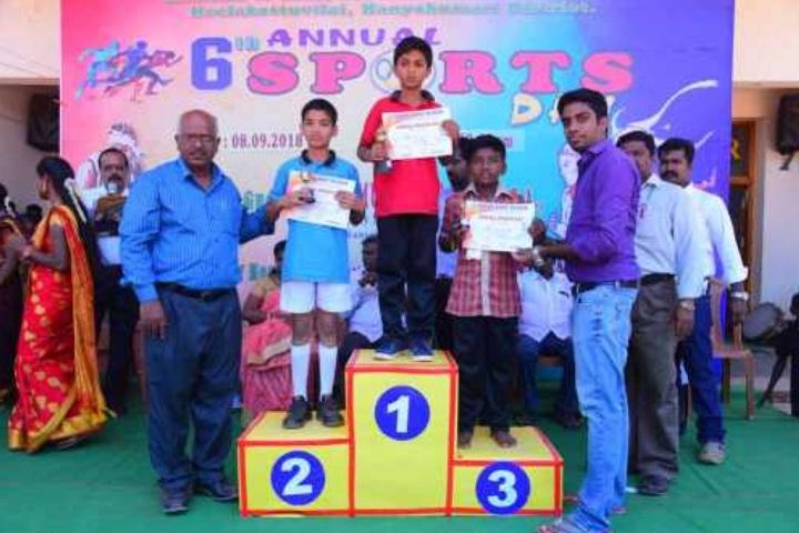 Gnana Vidya Mandir-Achievements