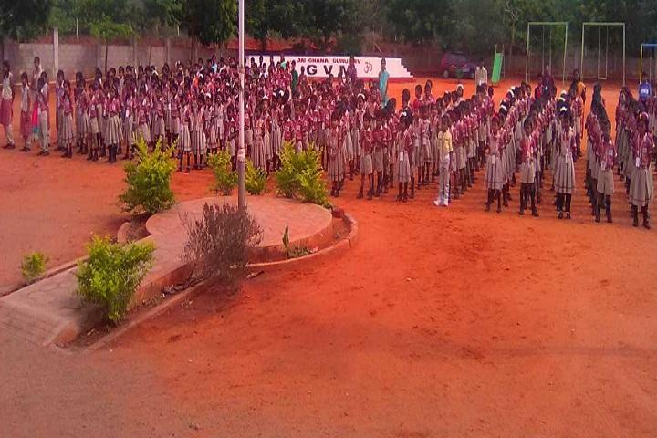 Gnana Vidya Mandir-Assembly