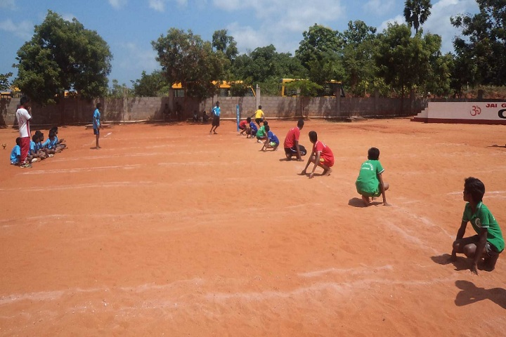 Gnana Vidya Mandir-Games