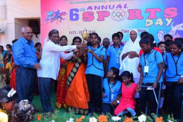 Gnana Vidya Mandir-Sports Day