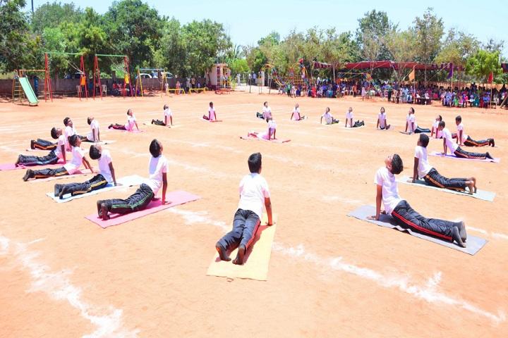 Gnana Vidya Mandir-Yoga