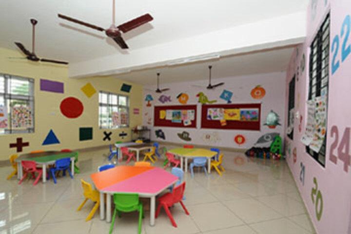 Gnanodaya International School-Art Room