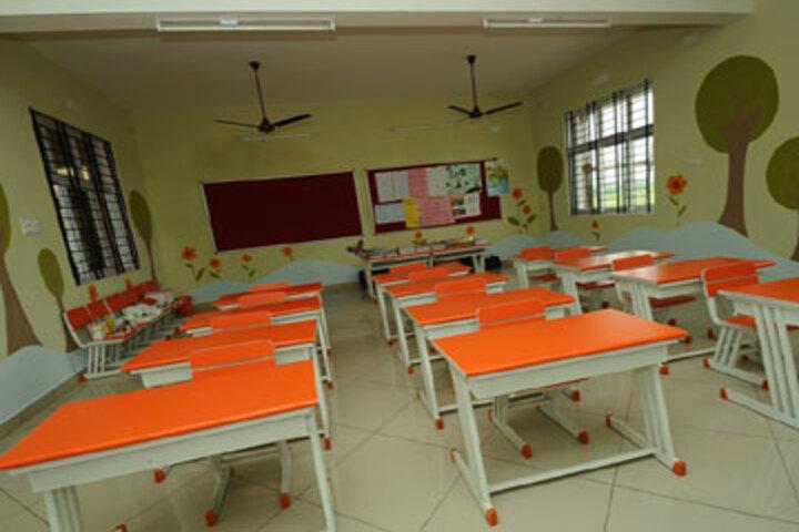 Gnanodaya International School-Classroom