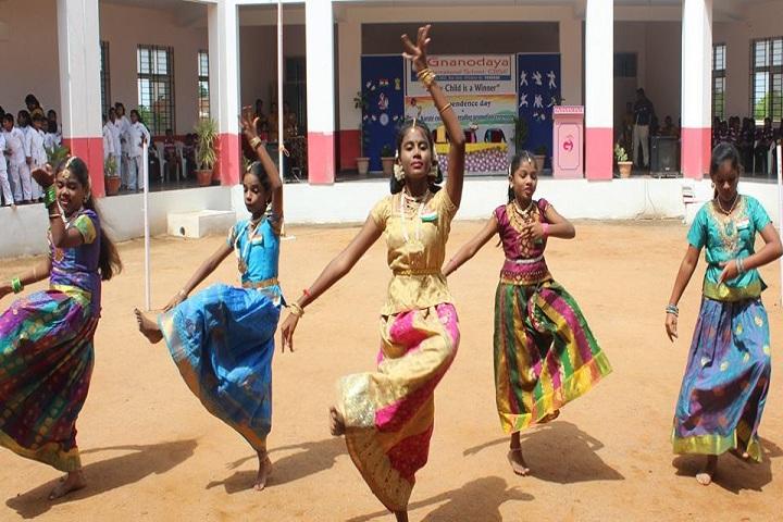 Gnanodaya International School-Dance