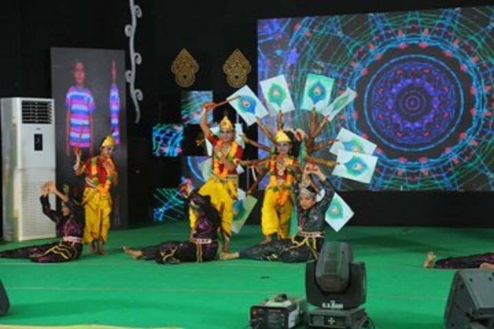 Gnanodaya International School-Events
