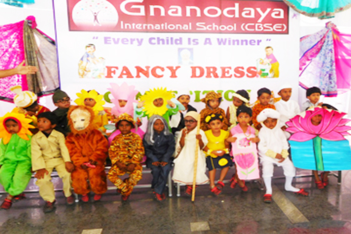Gnanodaya International School-Fancy Dress