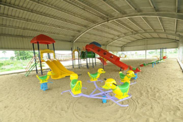 Gnanodaya International School-Play Area