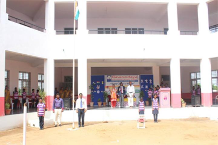 Gnanodaya International School-Republic Day