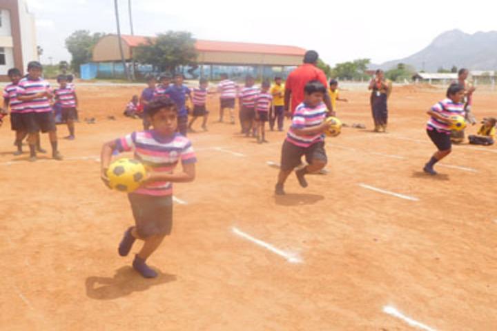 Gnanodaya International School-Sports
