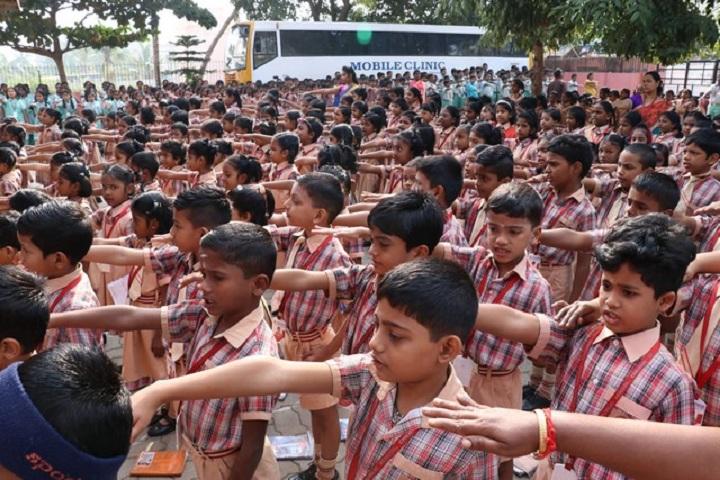 Godson Public School-Assembly