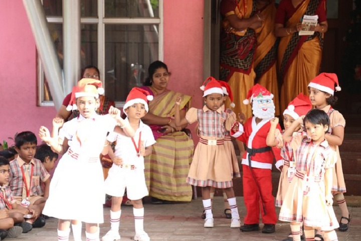 Godson Public School-Chrismtas Celebration