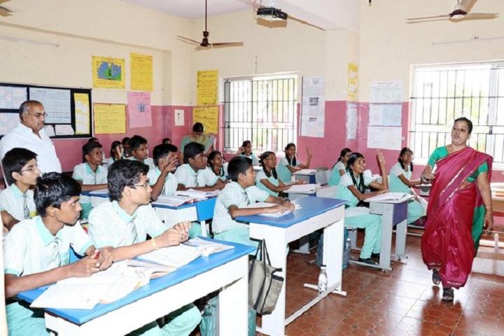 Godson Public School-Classroom