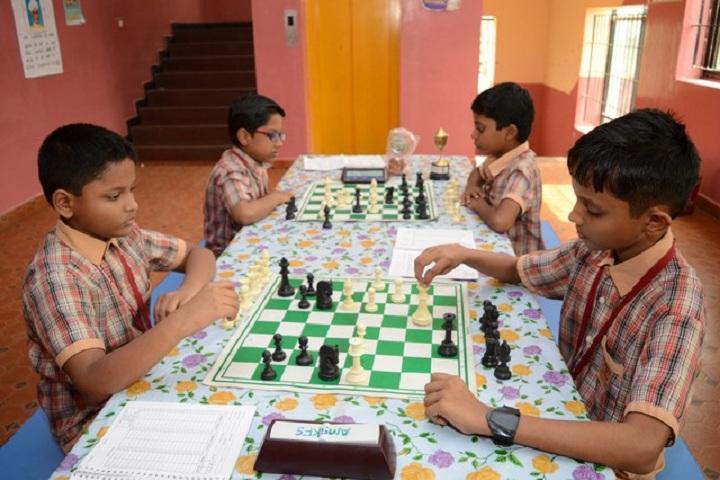 Godson Public School-Indoor Games