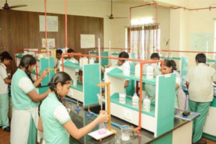 Godson Public School-Lab