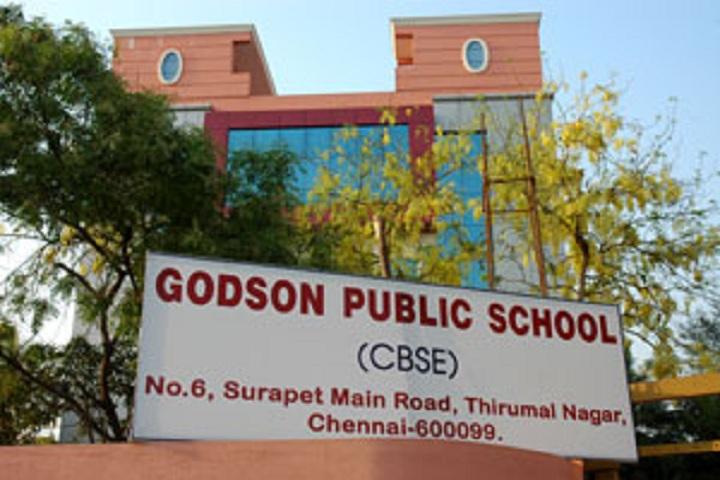 Godson Public School-School Building