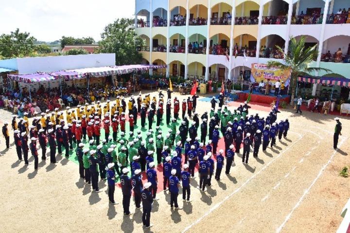 Good Shepherd Model School-Assembly
