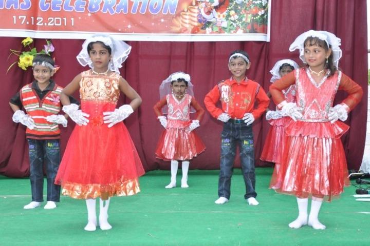 Good Shepherd Model School-Dance