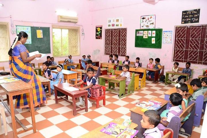 Good Shepherd Model School-Kids Classroom