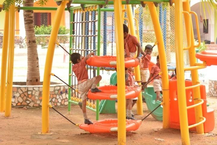 Good Shepherd Model School-Play Area