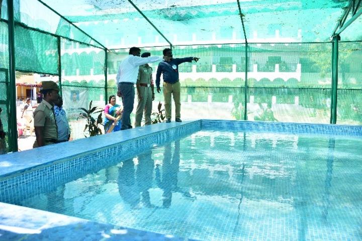 Good Shepherd Model School-Swimming Pool