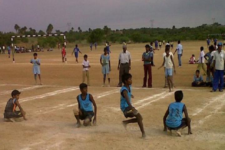 Grace International School-Sports