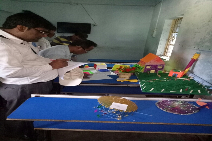Nunuvati Public School-Exhibition