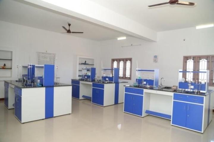Green Park Smart School-Science Lab