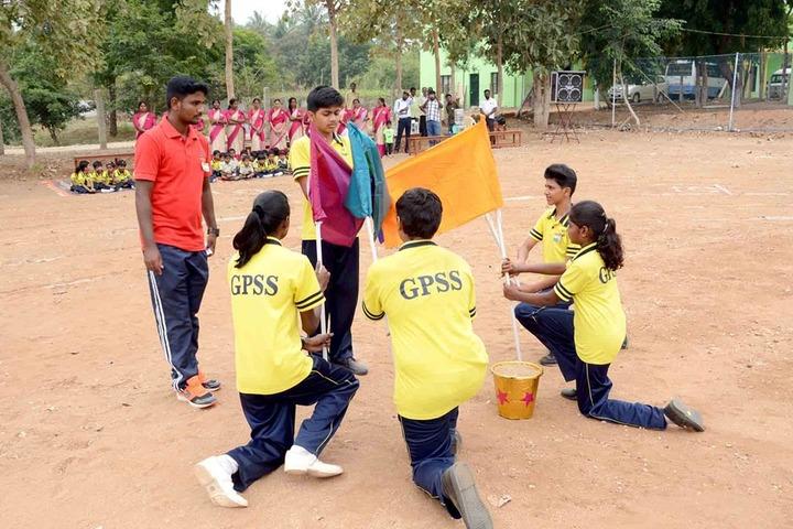 Green Park Smart School-Activity