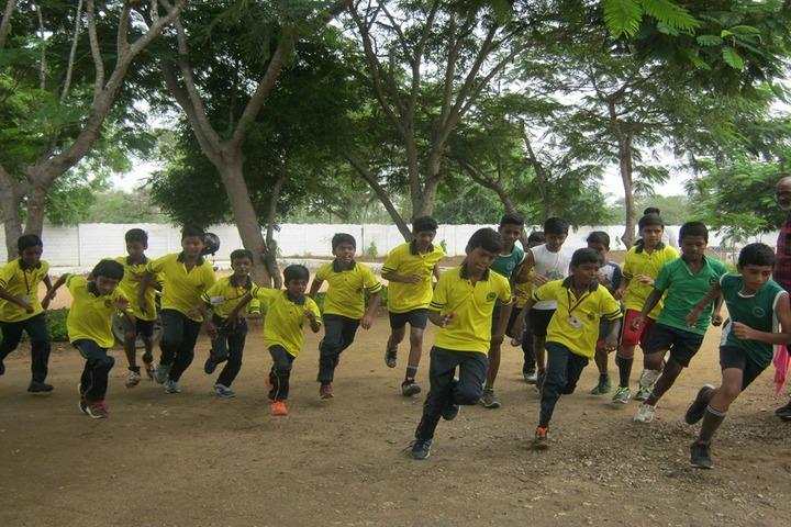 Green Park Smart School-Games