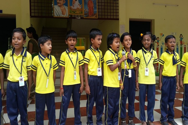 Green Park Smart School-Group Song