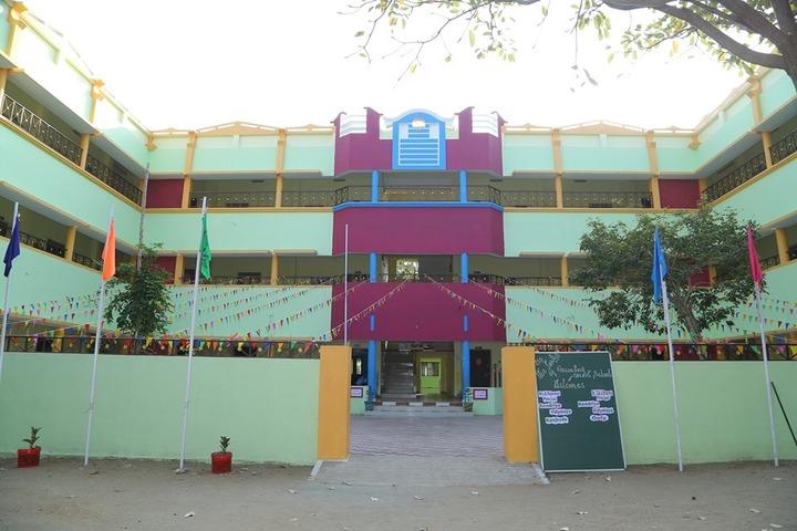 Green Park Smart School-School Building