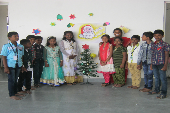 Green Valley Public School-Christmas Celebration