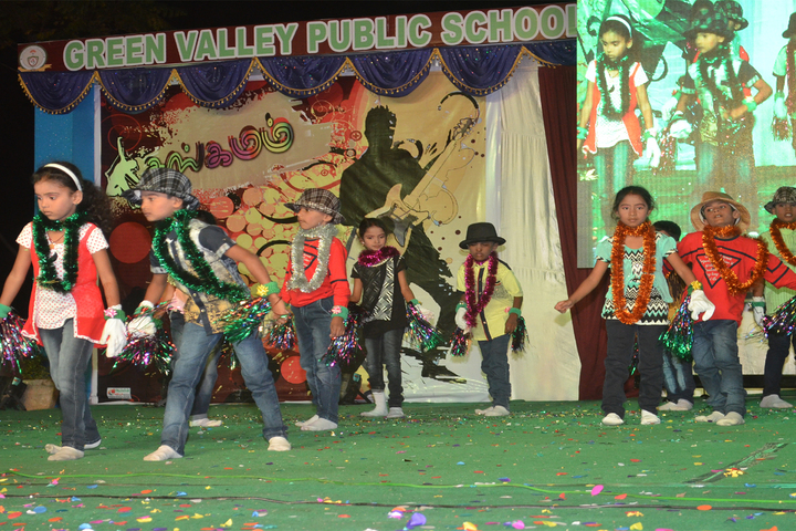 Green Valley Public School-Dance