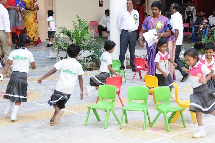 Green Valley Public School-Indoor Games