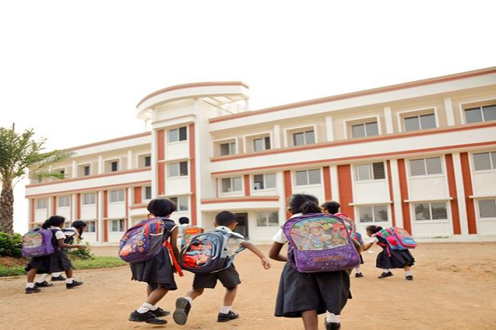 Greenfield Chennai International School-Campus
