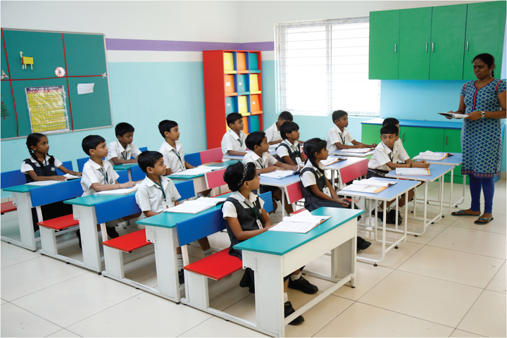Greenfield Chennai International School-Classroom