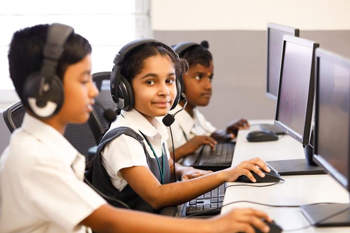 Greenfield Chennai International School-Computer Lab