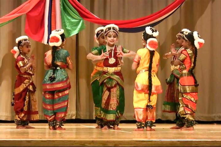 Greenfield Chennai International School-Dance