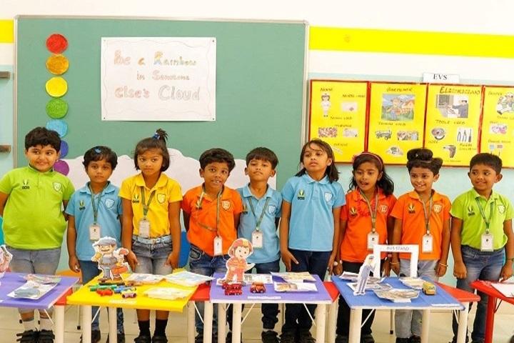 Greenfield Chennai International School-Exhibition