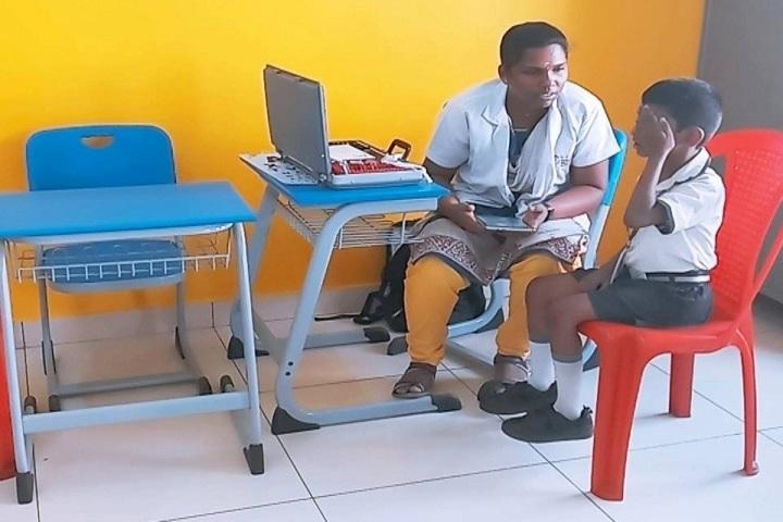 Greenfield Chennai International School-Medical Facility