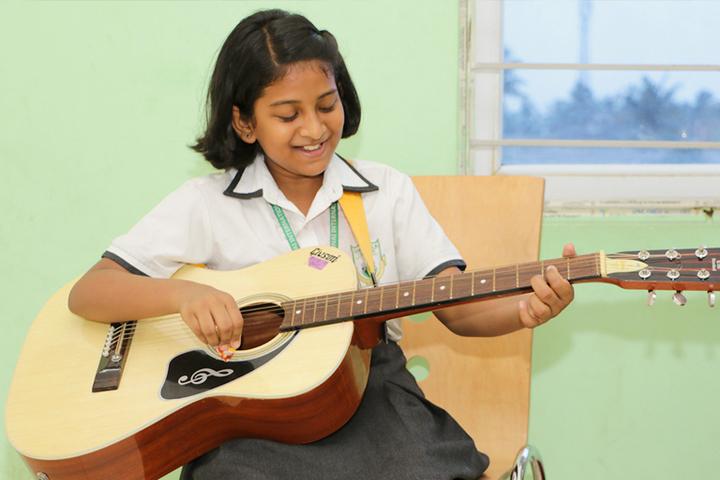 Greenfield Chennai International School-Music