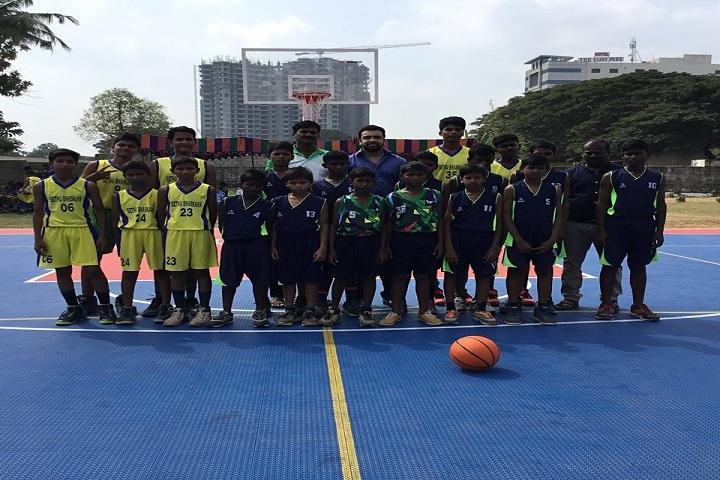 Greenfield Chennai International School-Sports Team