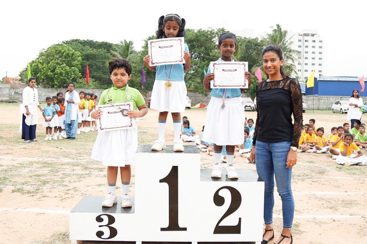 Greenfield Chennai International School-Sports Day