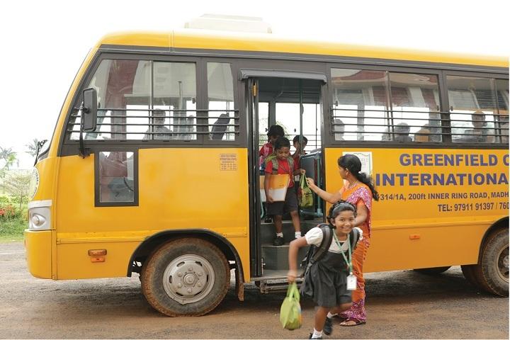 Greenfield Chennai International School-Transport