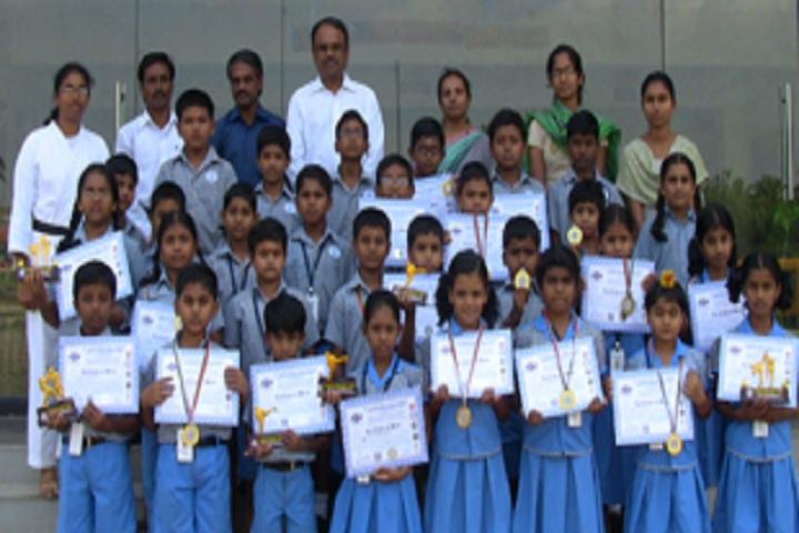 Greenfield International School-Achievements