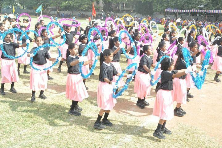 GRT Mahalakshmi Vidyalaya-Sports Day